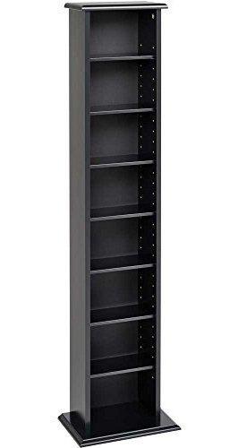 gabinete de almacenamiento compacto torre multimedia prepac,