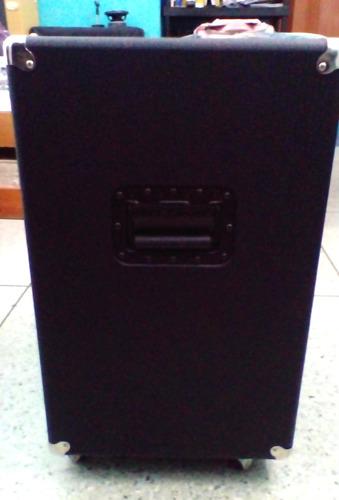 gabinete de bajo acoustic b410