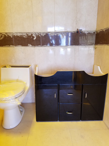 gabinete de baño