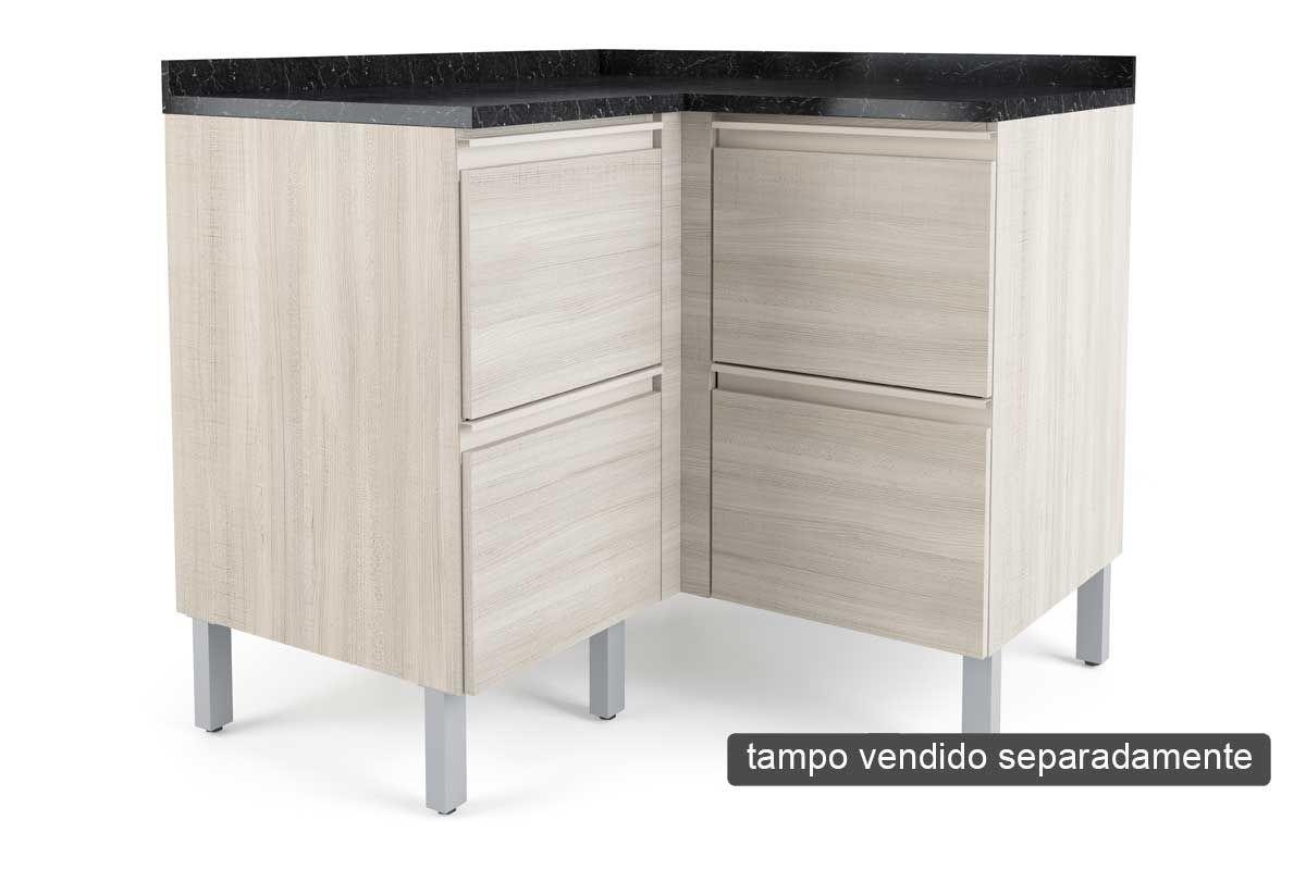 Gabinete De Cozinha Itatiaia Bel Ssima Plus Igcr Madeira Ca R 405