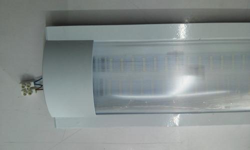 gabinete de led con mica de plástico 40w