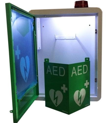 gabinete de pared para dea/aed mindray d1 - c1a - c2a