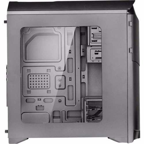 gabinete de pc thermaltake versa n26 mid-tower con ventana