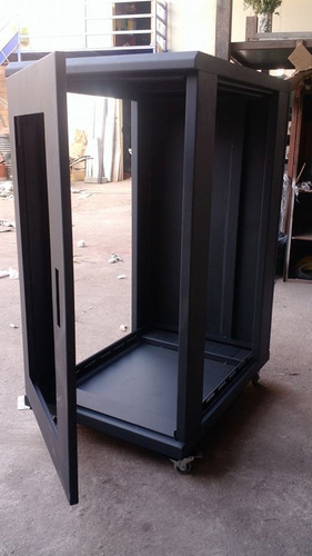 gabinete de piso de 42 ru 2.10 x62 x80 producto nacional