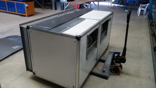 gabinete de ventilação newtork industrial