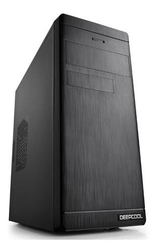 gabinete deepcool wave v2 + fuente 500w tranza