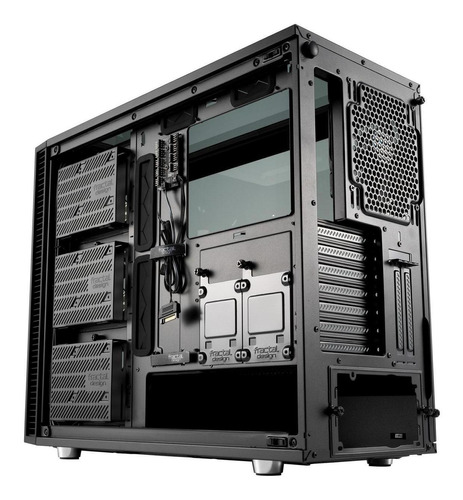 gabinete fractal design define s2 vision blackout