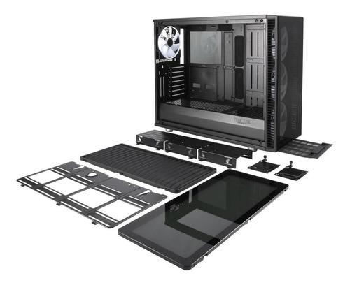 gabinete fractal design define s2 vision rgb blk crist