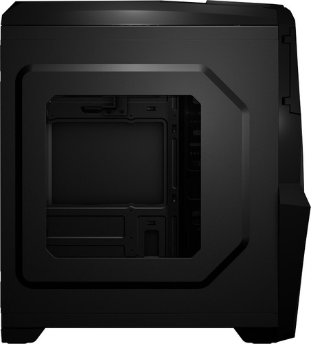 gabinete gamer aerocool cruisestar advance negro usb 3.0 atx
