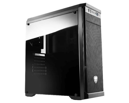 gabinete gamer cougar mx330-g - vidrio templado -