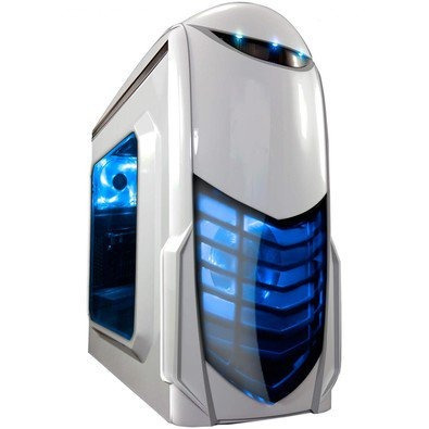 gabinete gamer htc10f g-fire branco