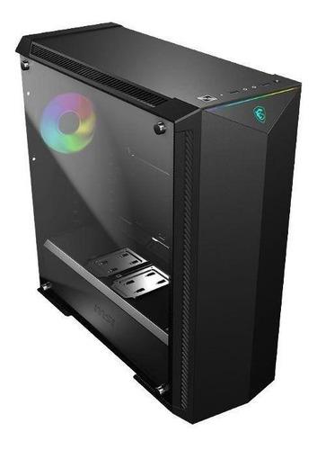 gabinete gamer msi mpg gungnir 100 media torre color negro