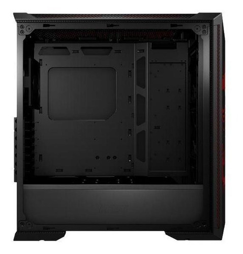 gabinete gamer msi mpg gungnir 100d media torre color negro