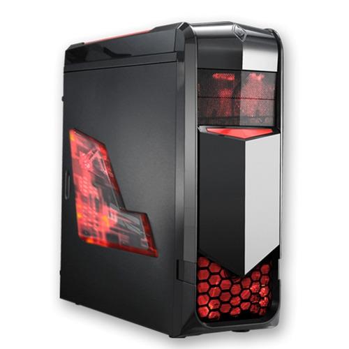 gabinete gamer noganet stormer ng-gv34 led 4 cooler garantia