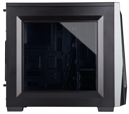gabinete gamer pc atx corsair carbide spec-04 usb fan led