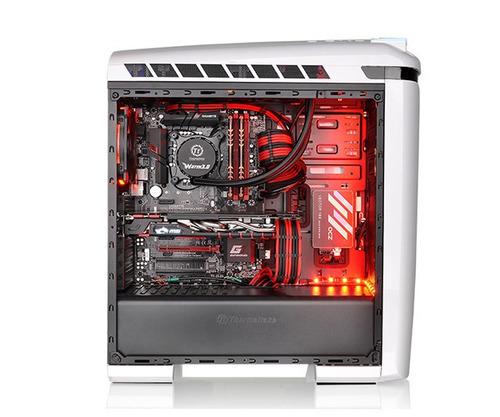 gabinete gamer thermaltake versa c22 mid tower rgb
