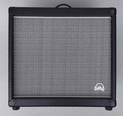 gabinete guitarra 1x12 preto 44x47x24 cm sem falante