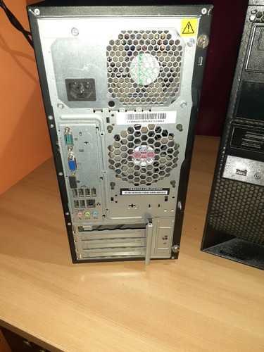 gabinete  lenovo  i5  - 8gb ddr3-  500 gb - win 7