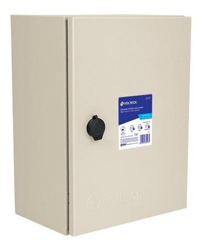 gabinete metalico 400 x 300 mm volteck a46383 envío gratis