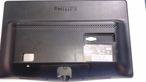 gabinete monitor philips 166v3lsb/78