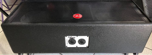 gabinete monitor sm 222 passivo leacs