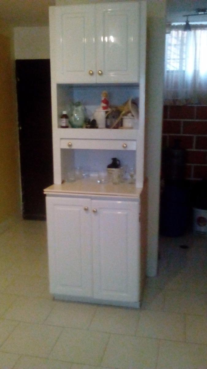 Gabinete (mueble) De Cocina 2 Módulos Formica Brillante - Bs. 0,06 ...