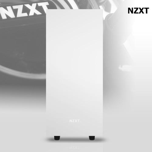gabinete nzxt s340 branco lateral acrílico ca-s340w-w1