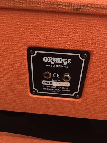 gabinete orange 2x12