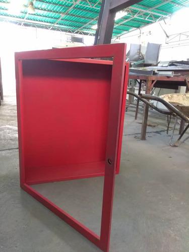 gabinete para mangueras contra incendios