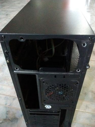 gabinete para pc genérico negro usado en excelente estado