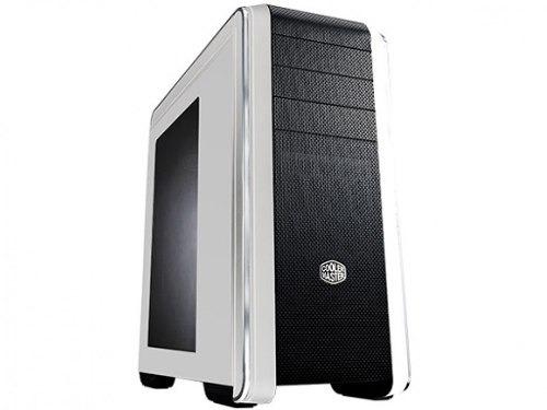 gabinete pc blanco con ventana cooler master cm 690 iii
