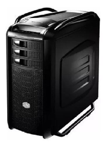 gabinete pc cooler master cosmos se black full tower gamer