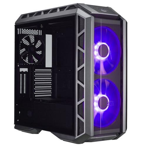 gabinete pc gamer coolermaster haf h500p rgb templado