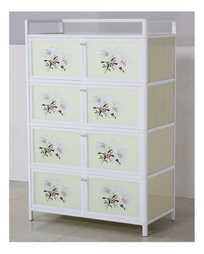 gabinete pvc de almac.multifuncional 8 puertas model 91005f8
