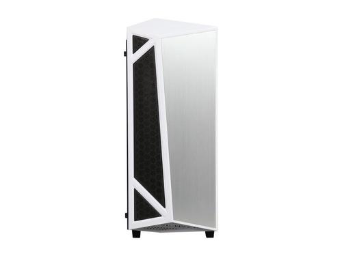 gabinete raidmax sigma gamer atx cristal templado 7 slot led