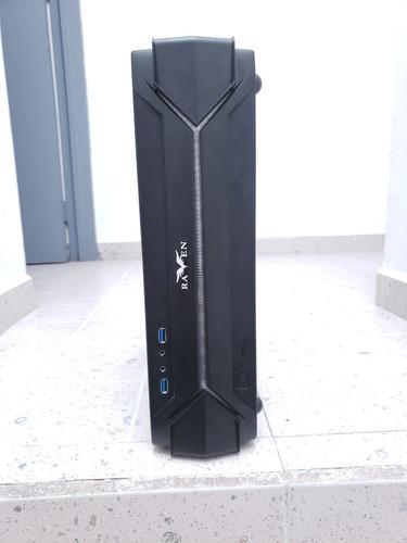 gabinete raven rvz03 mini itx