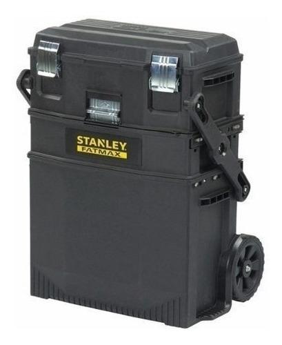 gabinete rodante stanley fatmax herramienta stanley