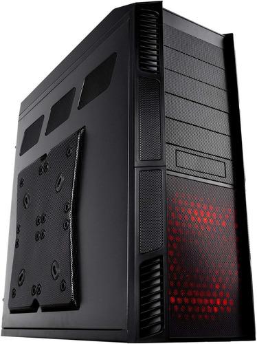 gabinete rosewill gaming atx full tower computadora juegos