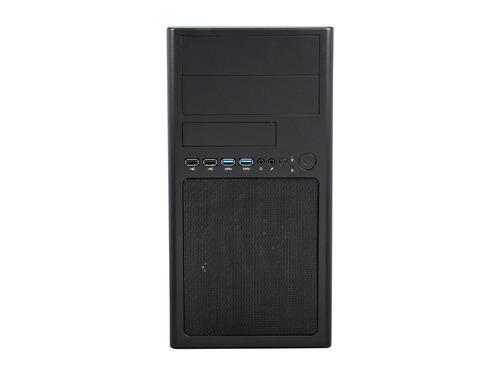 gabinete rosewill micro atx usb 3.0 2 cooler gamer
