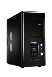 gabinete sentey ds1 4234 4246 4237 lcd fuente 600w 4 coolers