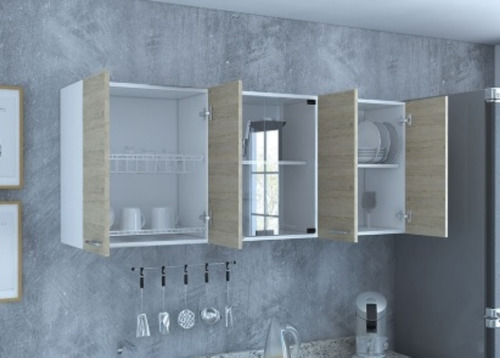 gabinete superior de cocina 150cm