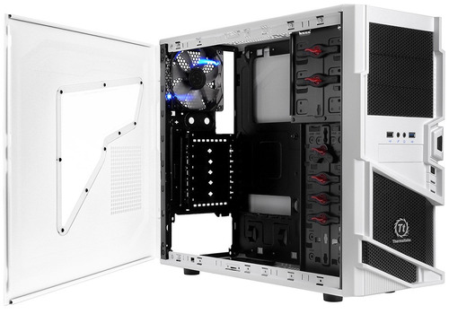 gabinete thermaltake commander ms-i gamer mid tower led fan