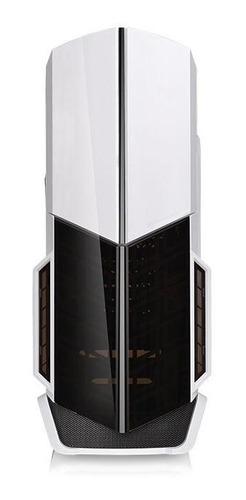 gabinete thermaltake n21 snow windows mid tower usb 3.0