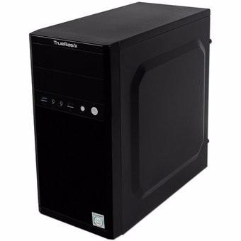 gabinete true basix atx fuente 480w usb tb-05001 performance
