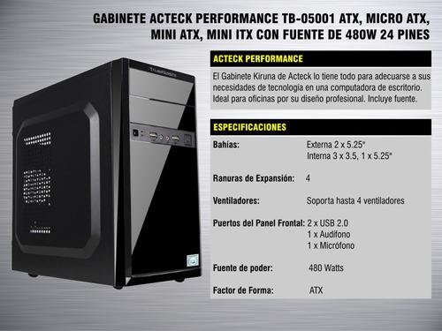 gabinete true basix , torre, atx, micro-atx, mini-itx