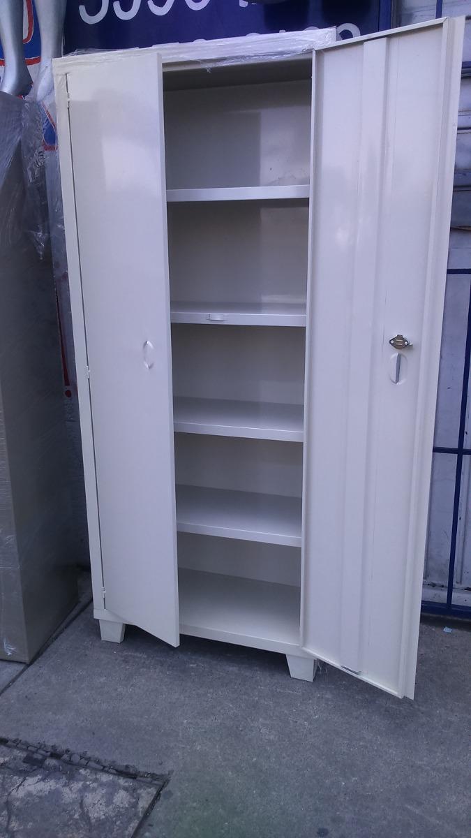 Gabinete universal anaquel met lico armario alacena for Gabinetes para oficina