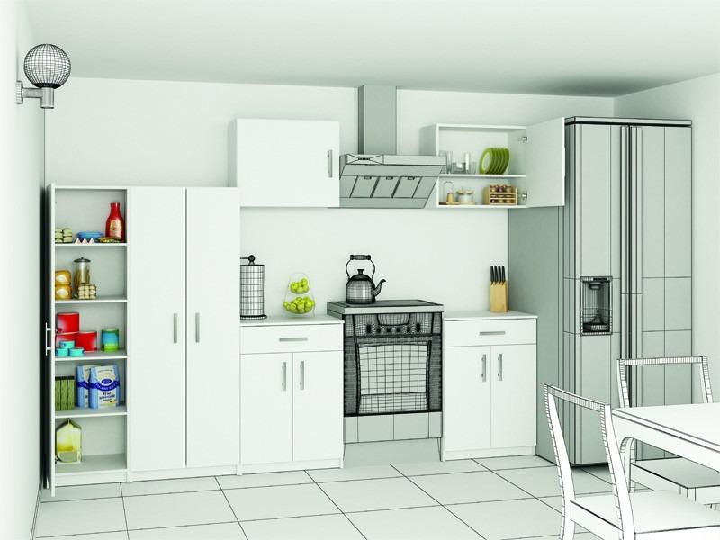 Mueble despensa cocina muebles columna cocina columna Despensa cocina