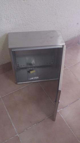 gabinetes de acero inoxidable