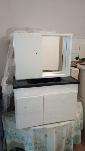 gabinetes de banheiro novos completo