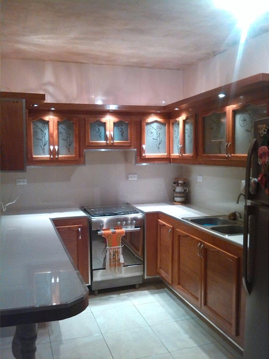 Gabinetes de cocina economica bs 700 00 en mercado libre - Cocinas rusticas de mamposteria ...